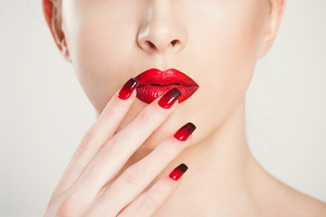 For Confident Women: Why Long Square Nails are So Popular